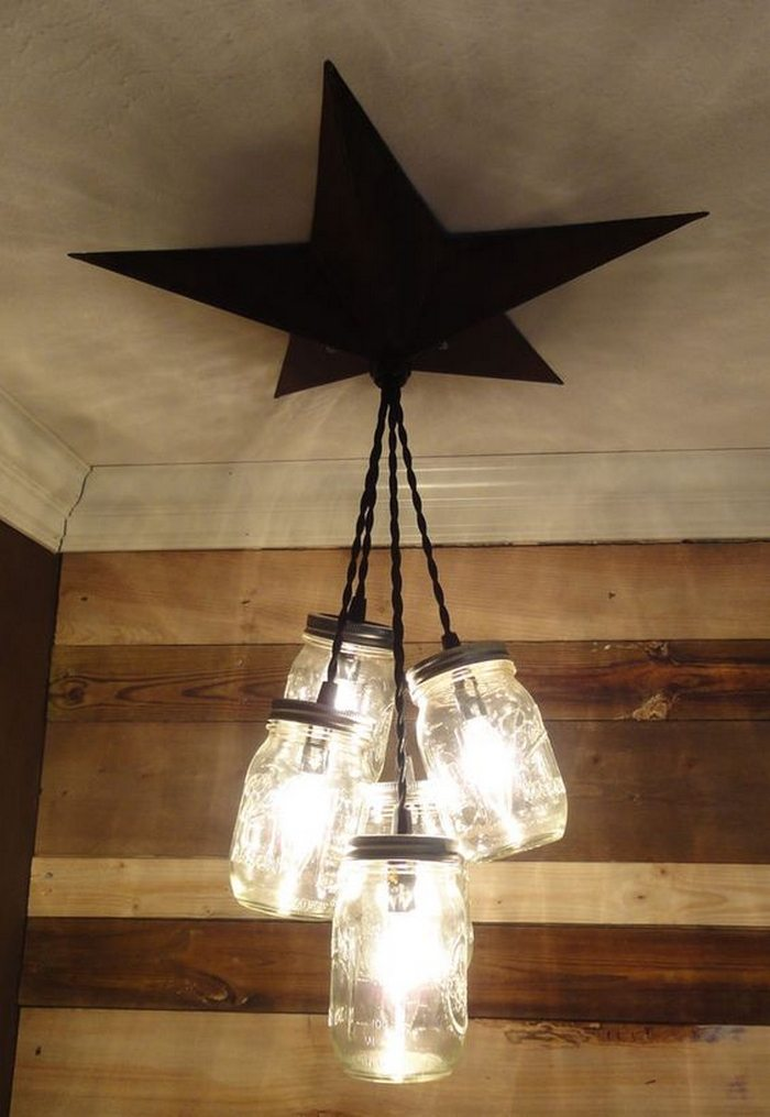 Diy Mason Jar Lights Craft Projects For Every Fan