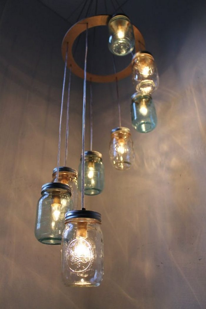 Diy Mason Jar Lights Craft Projects For Every Fan