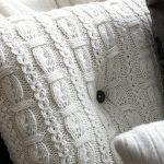 DIY Sweater Pillow