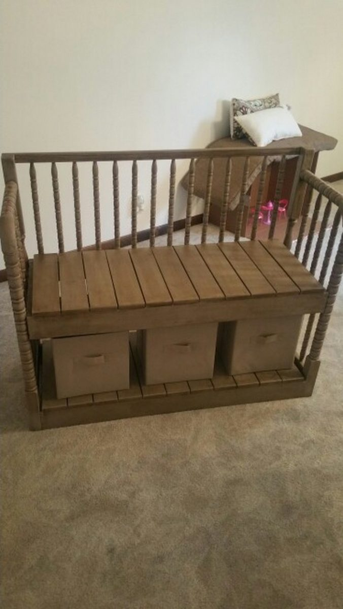 Twelve Ways To Repurpose That Cot Craft Projects For
