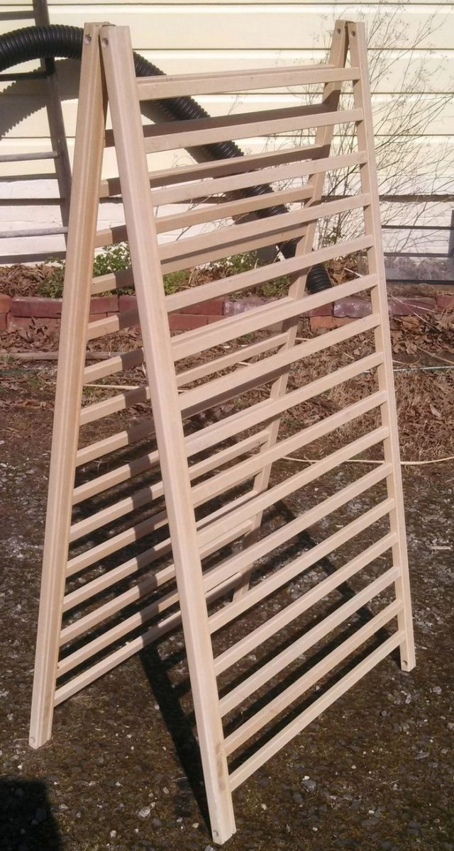 Twelve ways to repurpose that cot! | Craft projects for ...