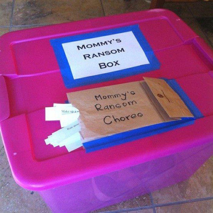 Chore Board Ideas