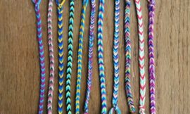 12 Bracelet Ideas to Make with Your Kids