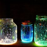 DIY Glow in the Dark Jar