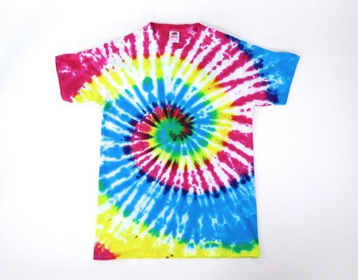 DIY Tie Dye Shirts
