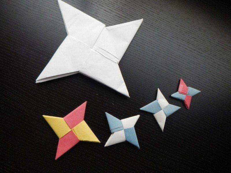 Shurikenninja Star Origami Craft Projects For Every Fan