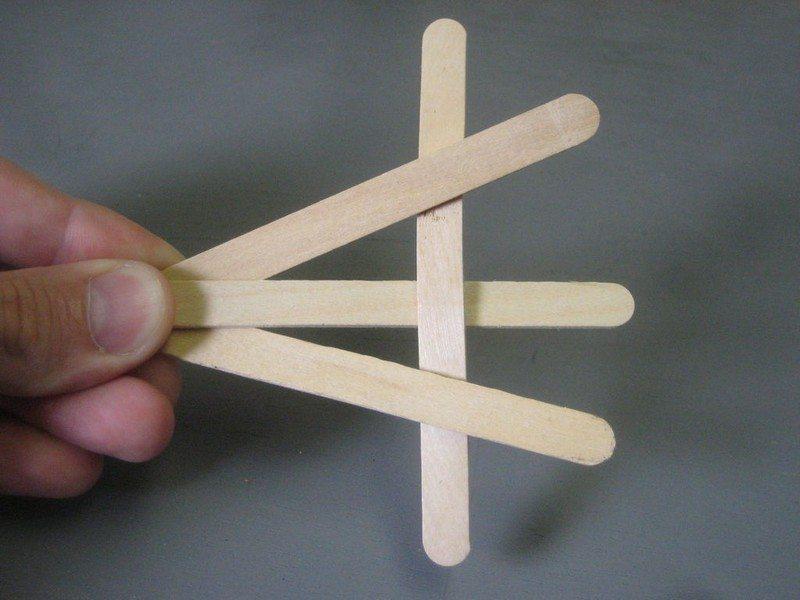 Exploding Popsicle Sticks