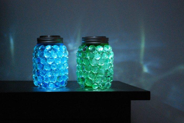 Mason Jar Night Light Diy Craft Ideas