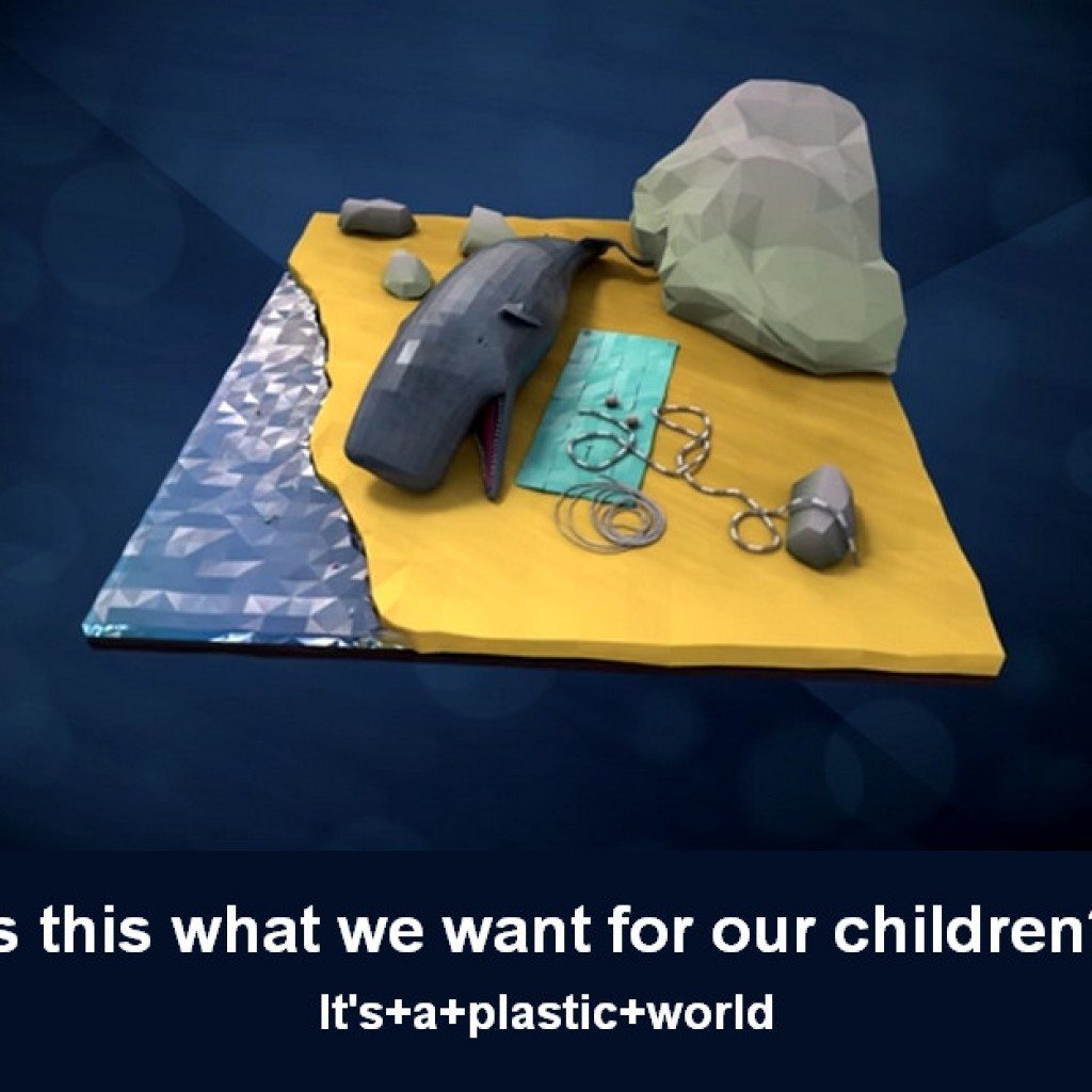 It's a Plastic World