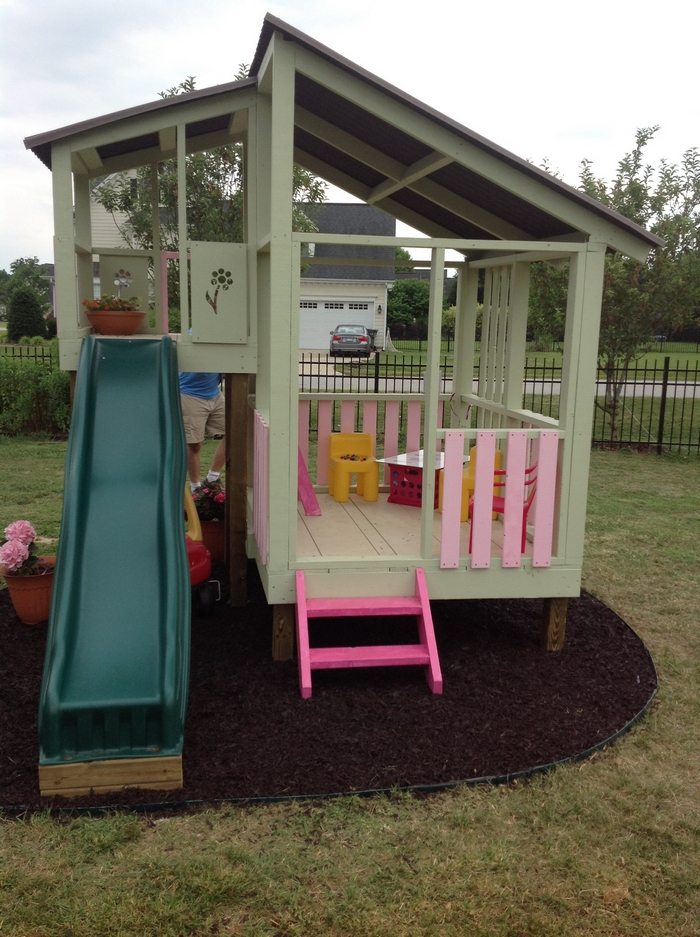 Outdoor Playhouses To Inspire A Childs Imagination