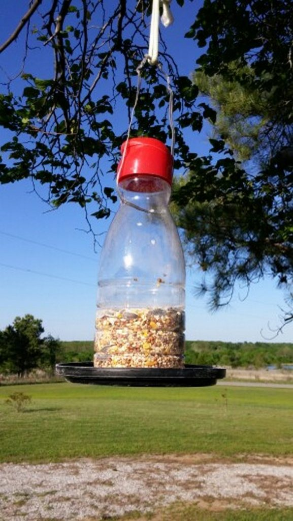 Recycled Plastic Bottle Ideas