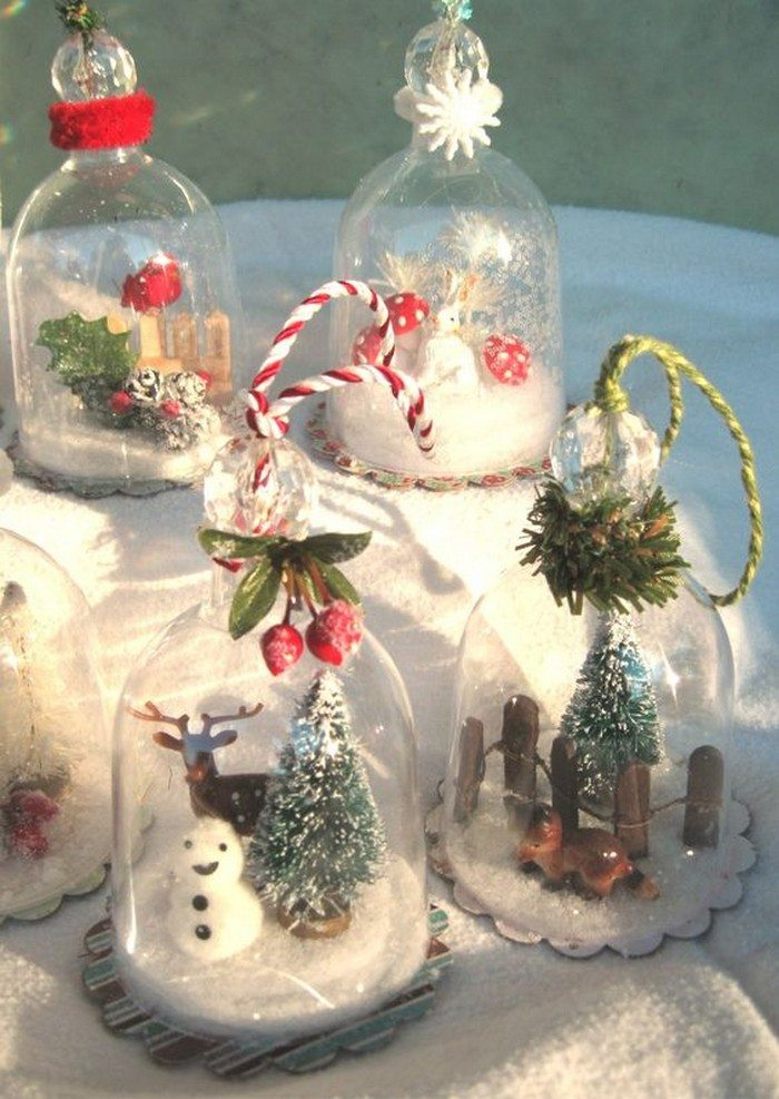 Decorating Ideas > Fun And Creative Crafts With Recycled Plastic Soda Bottles  ~ 195317_Christmas Decoration Ideas Made Of Plastic Bottles