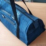 Repurposed Old Denim Jeans Ideas