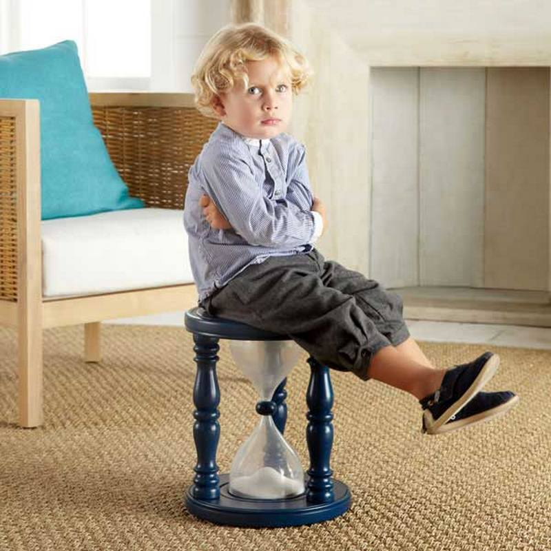 Sandglass Time Out Stool3