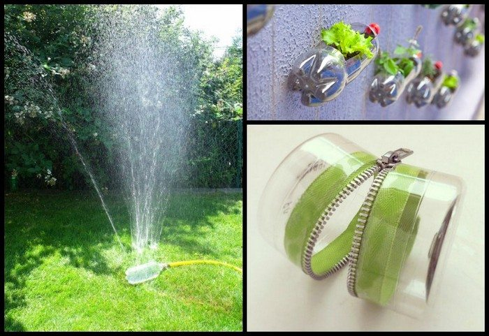 Fun and creative crafts with recycled plastic soda bottles for Plastic project ideas