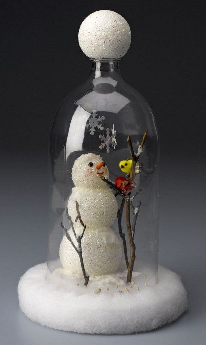 Fun and creative crafts with recycled plastic soda bottles for Crafts made from plastic bottles