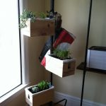 Coat Rack Planter