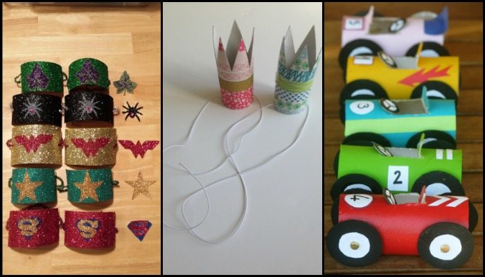 Creative Paper Roll Projects for Kids