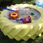 Sandpit Ideas