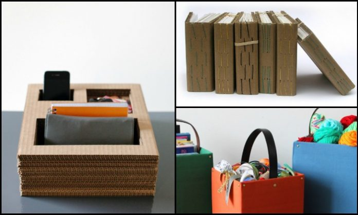 Carboard Crafts