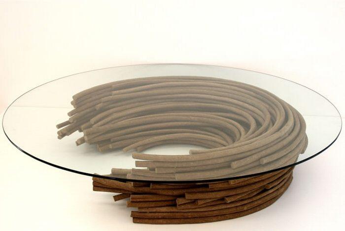 Cardboard Box Crafts - Cardboard Furniture