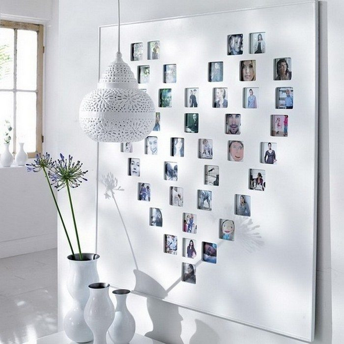 Ideas For Hanging Pictures On Wall Without Frames ways to hang pictures without frames. good picture hanging systems