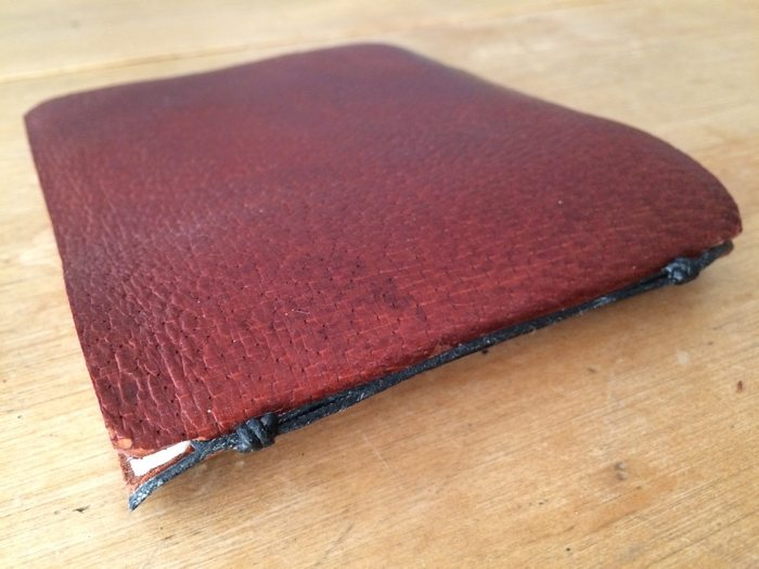 DIY Journal from Upcycled Materials
