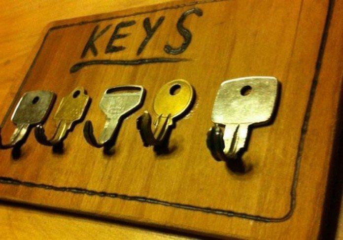 Ключ своими руками из фотографий
