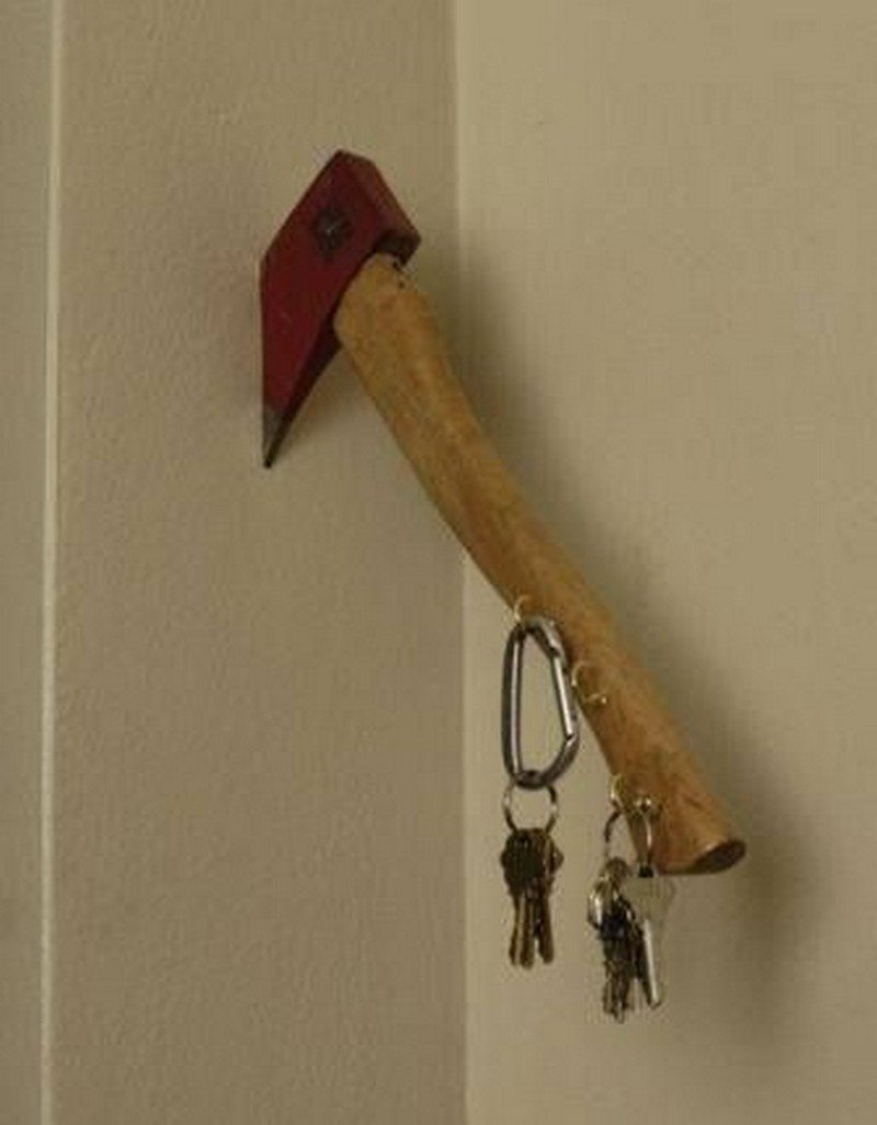 Creative Key Holder Ideas Craft Projects For Every Fan