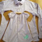 Old Mens Shirt Girls Dress