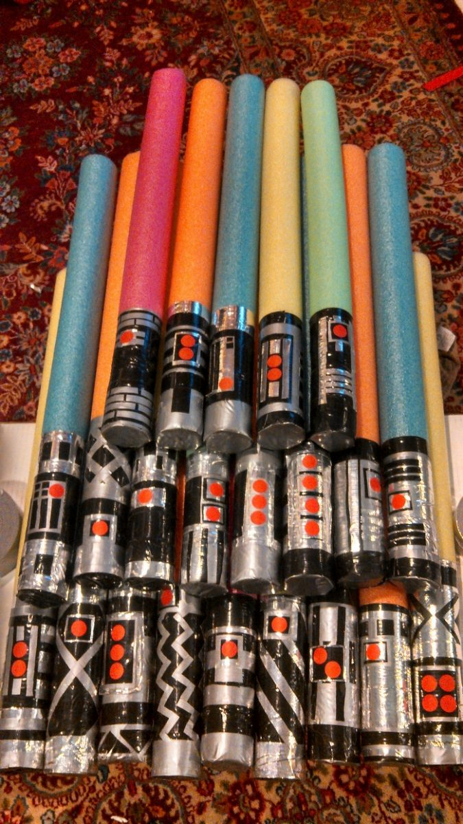 Pool Noodle Projects To Make With Kids Craft Projects