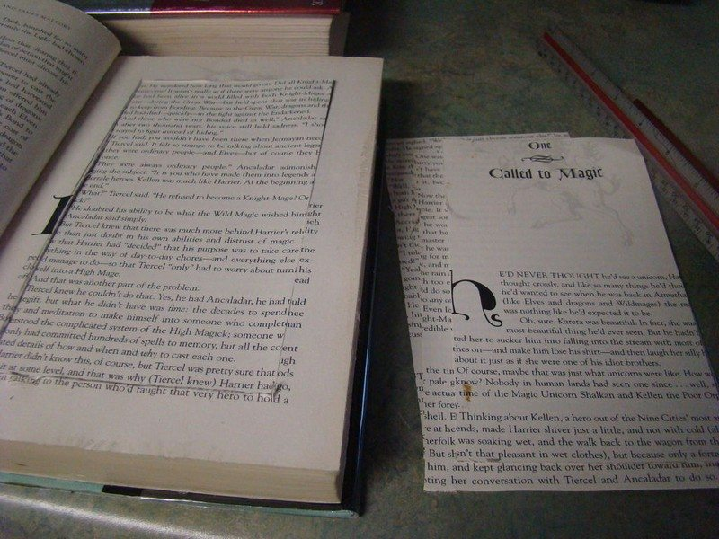 Secret Book Compartment
