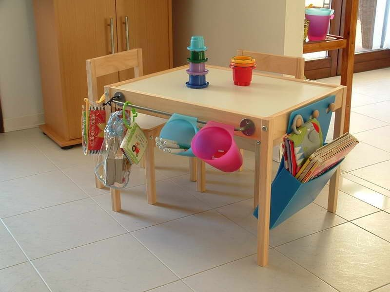 Tiny Tot Table Furniture!