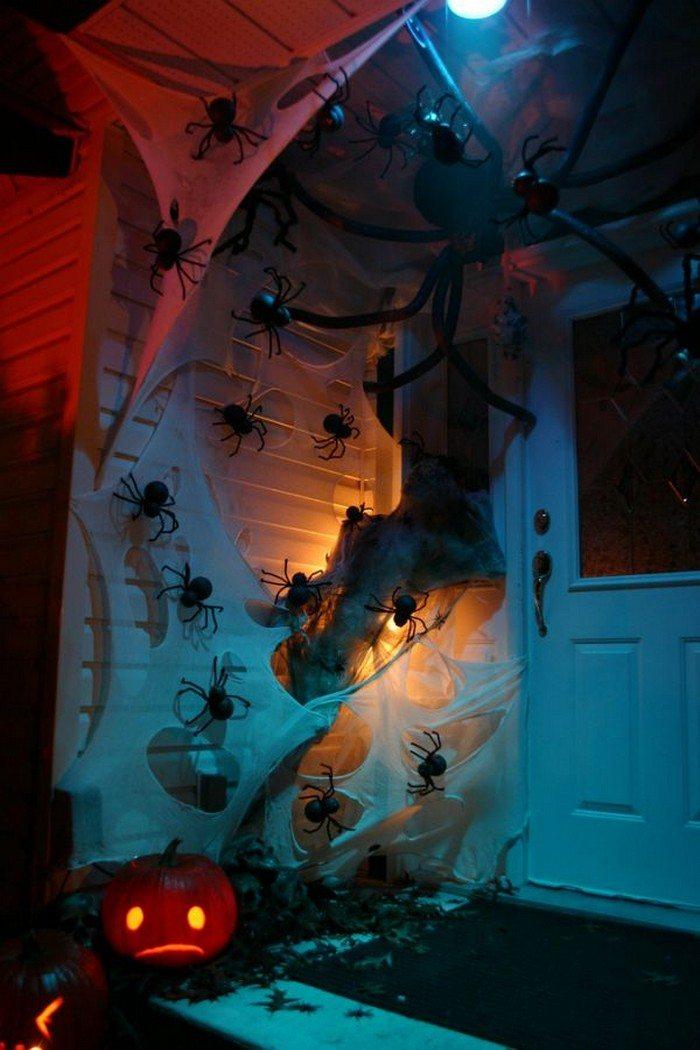 Halloween Decor Ideas for Your Front Door