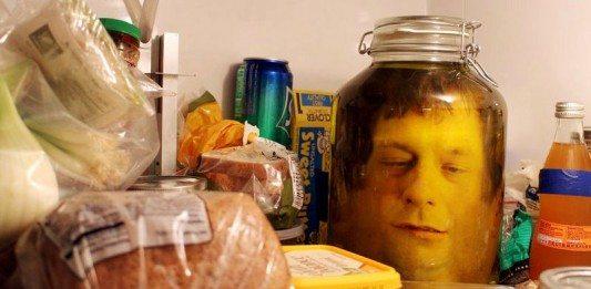 Head in a jar main image
