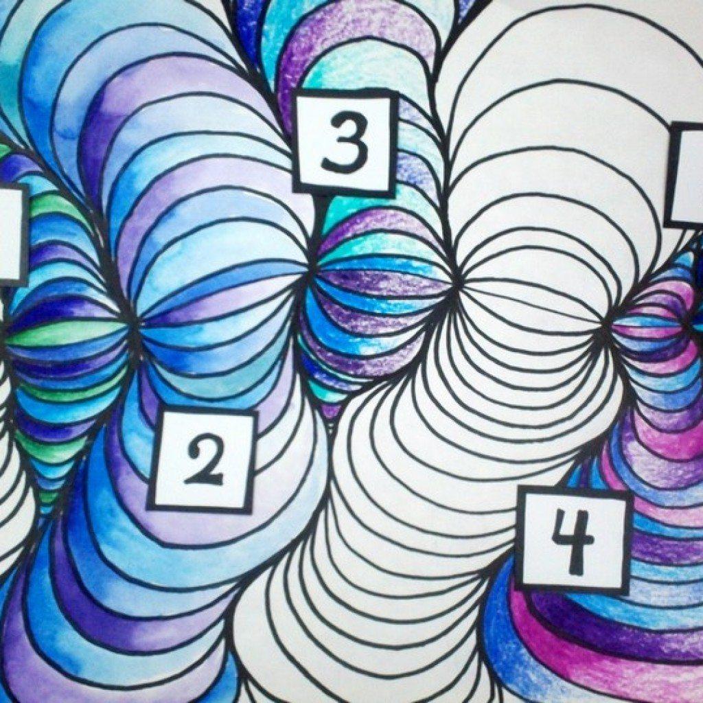 Line Design Drawing