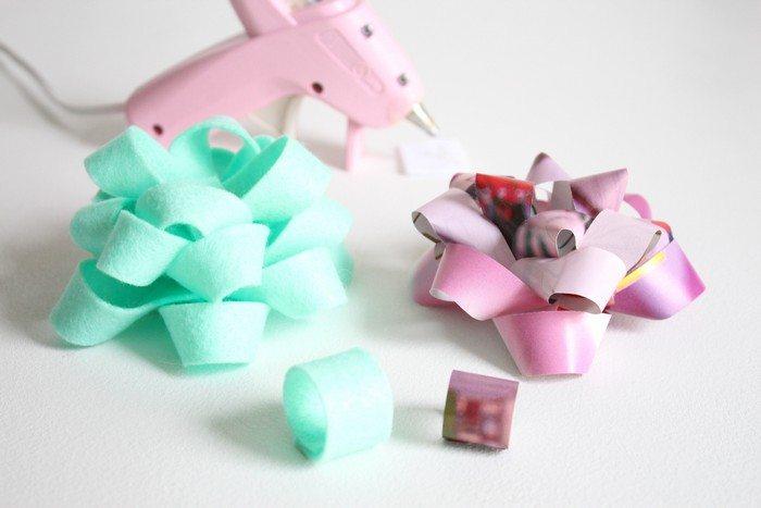 DIY Gift Bow 06
