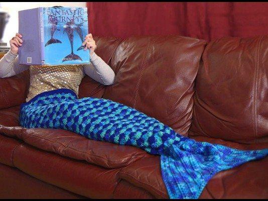 Mermaid Blanket Main Image