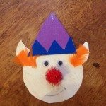 Paper Plates Christmas Characters