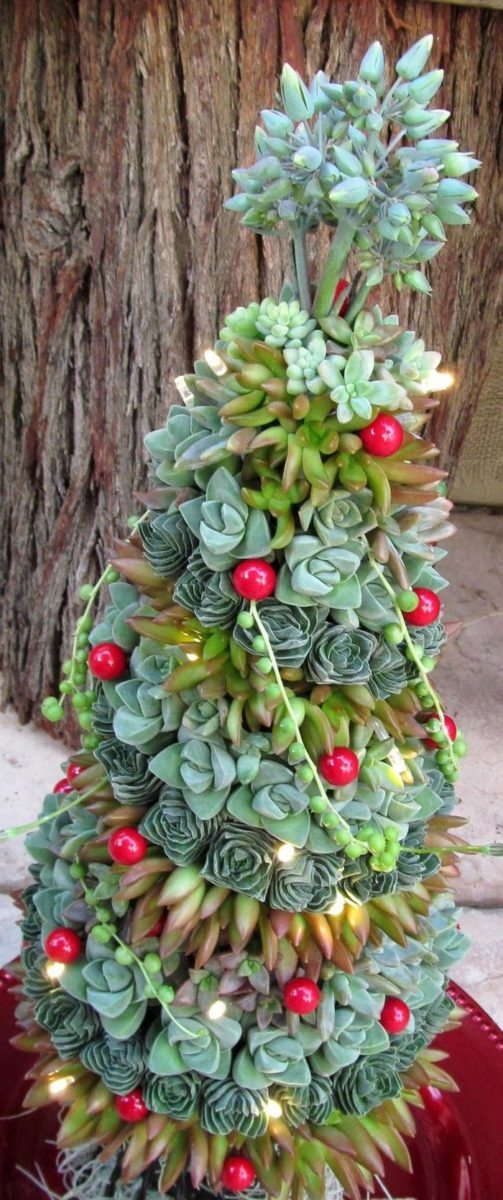 Christmas Tree Ideas For Small Spaces