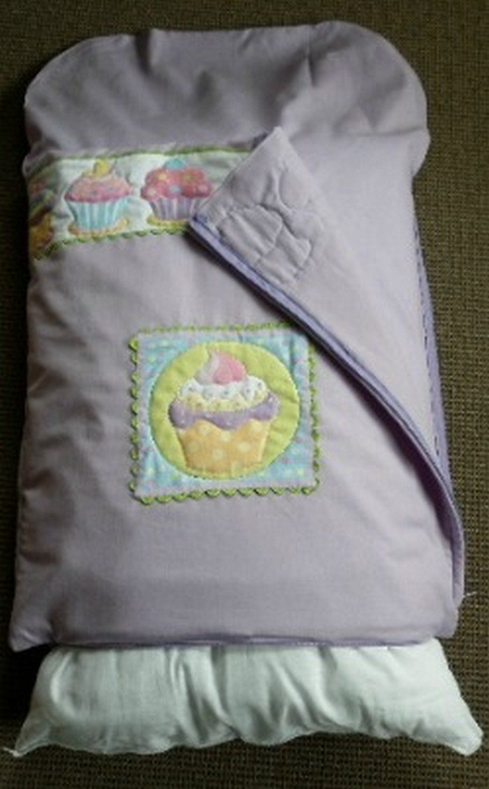 pillowcase baby sleeping bag craft projects for every fan. Black Bedroom Furniture Sets. Home Design Ideas