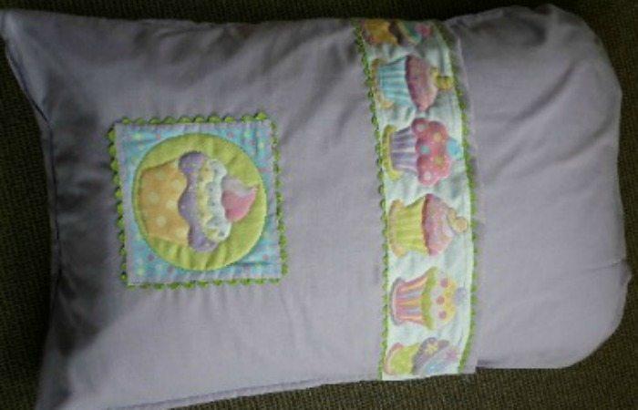 Pillowcase Baby Sleeping Bag Main Image