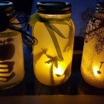 Mason Jar Fairy Lantern