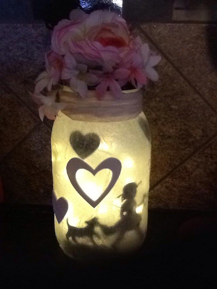 How To Make Mason Jar Fairy Lanterns Craft Projects For