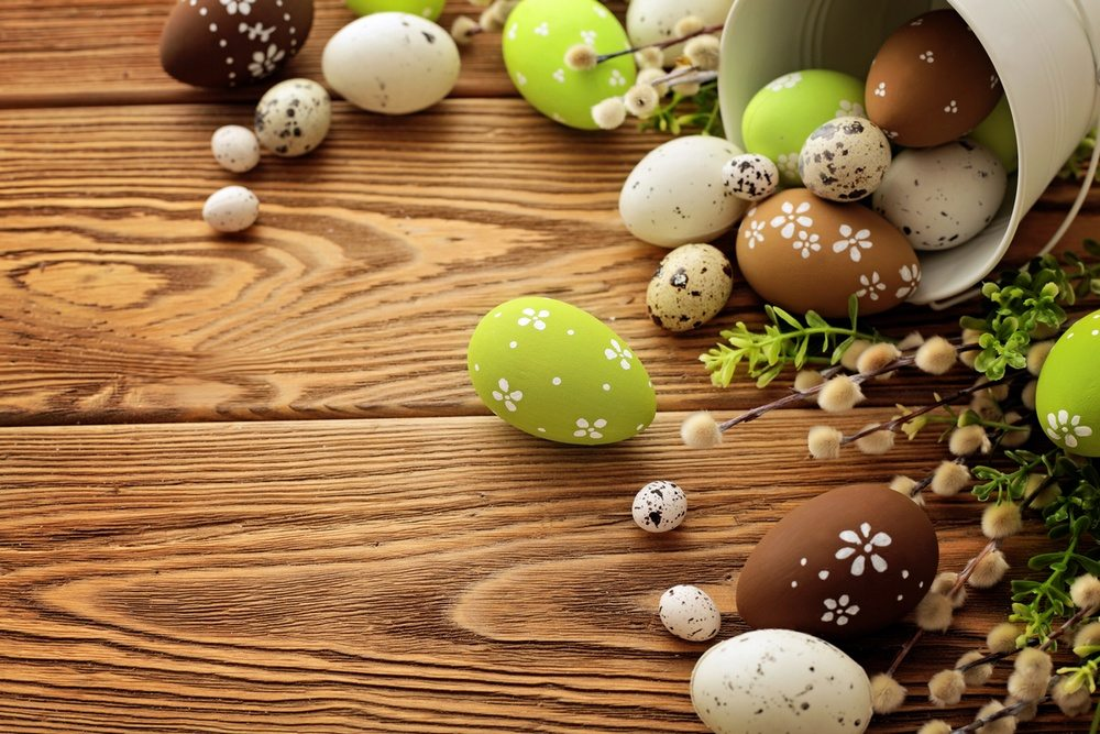 Fun and easy Easter crafts for children