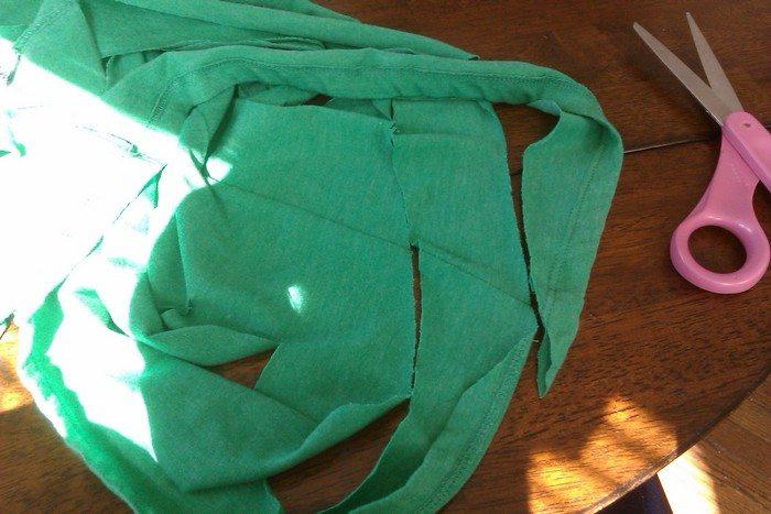 Braided T-Shirt Rug