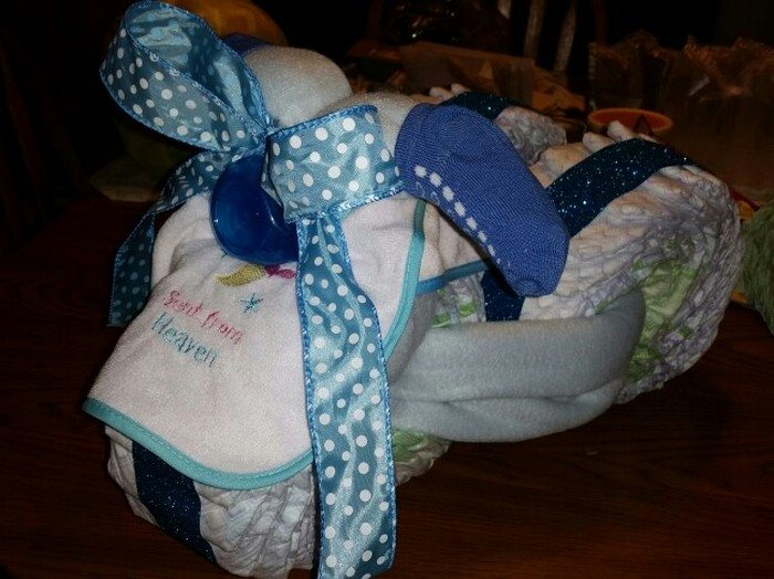 How To Make Diaper Trike Craft Projects For Every Fan
