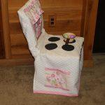 Kids Slipcover Chair