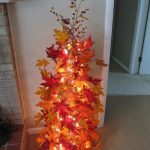 Tomato Cage Fall Tree