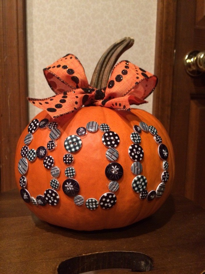 No-Carve Pumpkin Decor Ideas